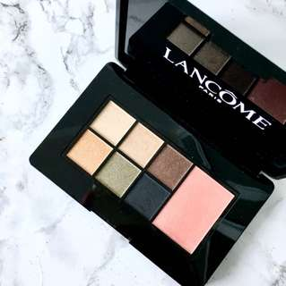 Lancôme Glow Look Warm Palette - Night