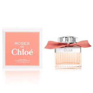 45折 Chloe Roses De Chloe Eau De Toilette EDT 玫瑰淡香水 香氛 50ml 情人節禮物