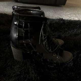 Heels-Size 8