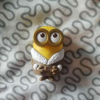 Despicable me Minion figurine