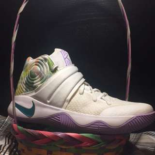 Kyrie 2 Easter size US men's 13