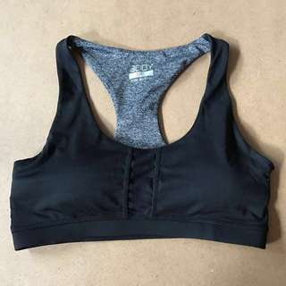 Cotton On Body: Black Sports Bra