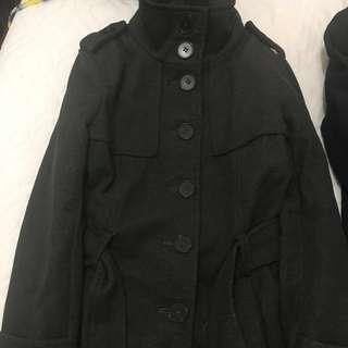 Zara winter coat (small)