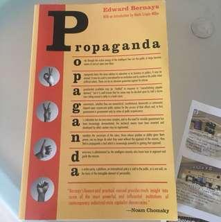 Propaganda by Edward Bernays