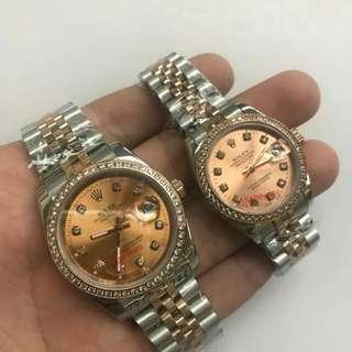 Rolex date just couple set
