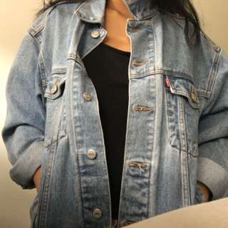 Pike Denim Jacket