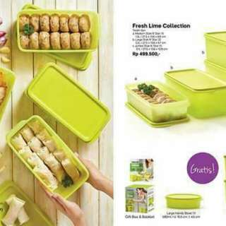 tupperware fresh lime