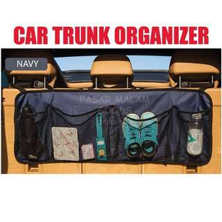 Instock Car Trunk Boot Organizer Mesh Net SUV