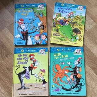 Dr Seuss The Cat in the Hat's Learning Library