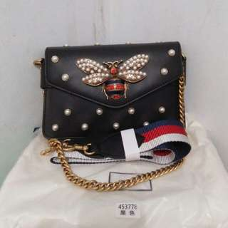 👉SALE - GUCCI Broadway Bee Shoulder