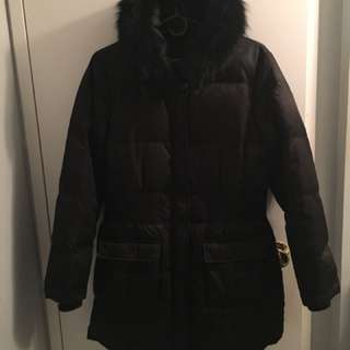 Black Down Jacket (M)
