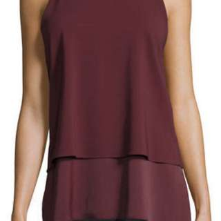 BNWT Authentic Theory blouse, Size S