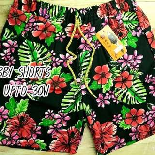 CHUBBY. SHORTS (2 pcs per pack)