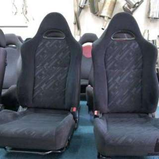 DC5 original sports seat