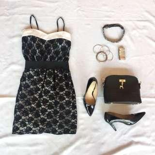 Tube Dress (Semi Formal Attire)