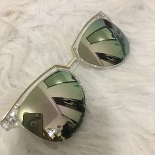 Aldo Mirrored Sunglasses