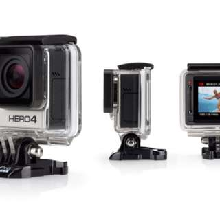 SEWA GOPRO HERO 4 FULL PAKEJ