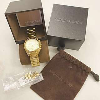 ORIGINAL MICHAEL KORS WATCH FROM US