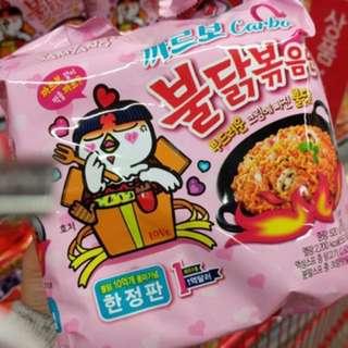 🇰🇷韓國直送🇰🇷三養奶油培根味辣雞麵