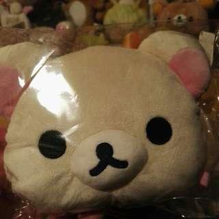 鬆弛熊 錢包 八達通套 証件套 rilakkuma 全新 日本直購