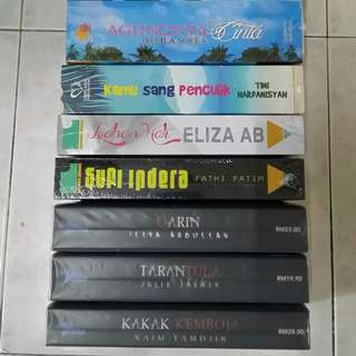 Novel melayu preloved/ new