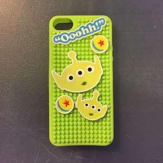 iPhone 5/5s Toys Story 三眼仔 電話套 case