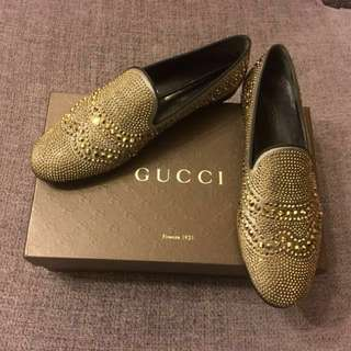 Gucci Studded Loafers ( Ladies )