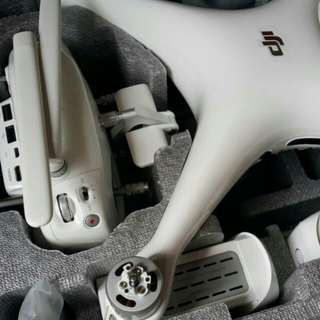 Drone DJI Phantom 4 Pro 3 Ori Batt 2 ND HDMI Bag