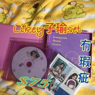 Likey子瑜set