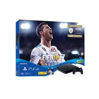 PS4 Slim FIFA Bundle