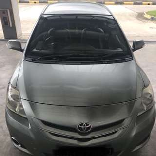 Sengkang/ Hougang Toyota Vios for Rent