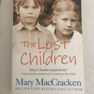 The Lost Children, Mary MacCracken