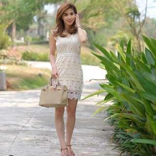 White Lace Crochet