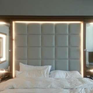 Interior Furniture Apartemen - Rumah Aksen ID