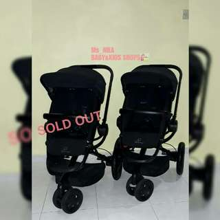 Quinny buzz All black (stoller)