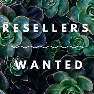 Resellers / Sales Agent Required