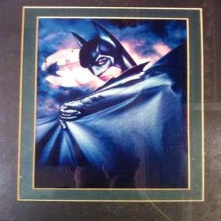 蝙蝠俠簽名電影相