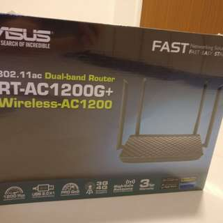 Asus Router RT-AC1200G+ (NEW)