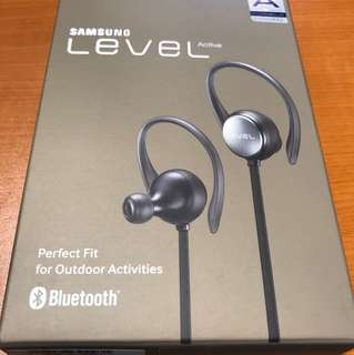 Brand new Samsung Level Active