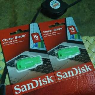 Sandisk Cruzer Blade (Original) 16GB