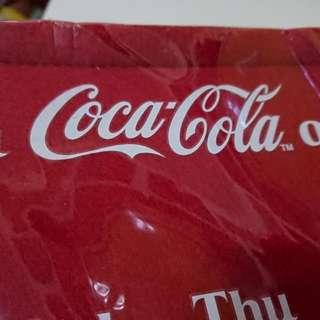 可樂coca-cola 月曆