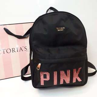 Original VICTORIA SECRET Backpack pink