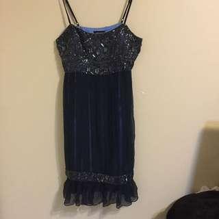 Grad dress and prom dress