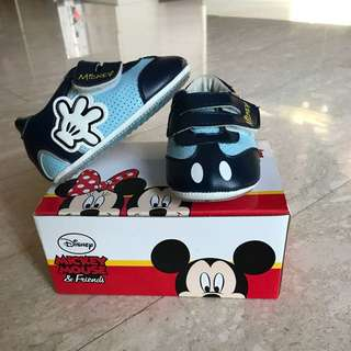Disney Mickey Baby Shoes 13.5cm