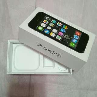 🚚 Iphone5s 原廠外盒