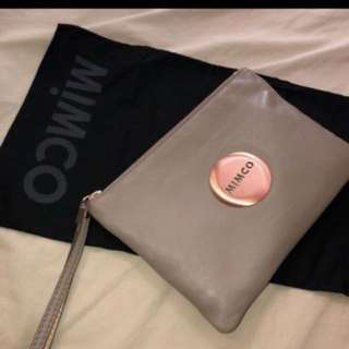 MIMCO Nude Medium Pouch