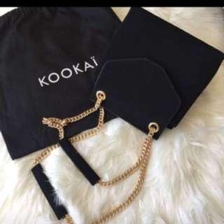 KOOKAI Black bab