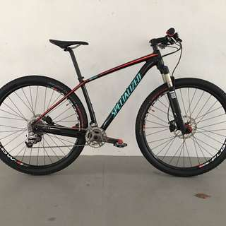 2017 Specialized Epic Hardtail