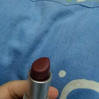 authentic mac matte lipstick (dark red)