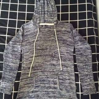 Fubu Knitted Sweater With Hood